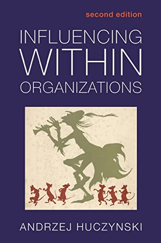 9780415311632: Influencing Within Organizations