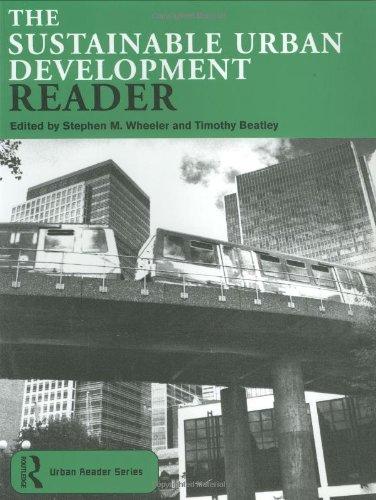 9780415311878: The Sustainable Urban Development Reader (Routledge Urban Reader Series)