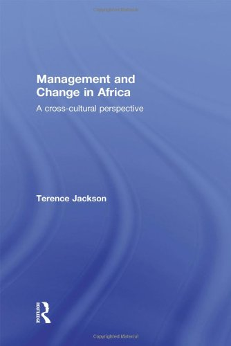 9780415312035: Management and Change in Africa: A Cross-Cultural Perspective