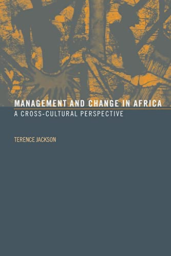 9780415312042: Management and Change in Africa: A Cross-Cultural Perspective