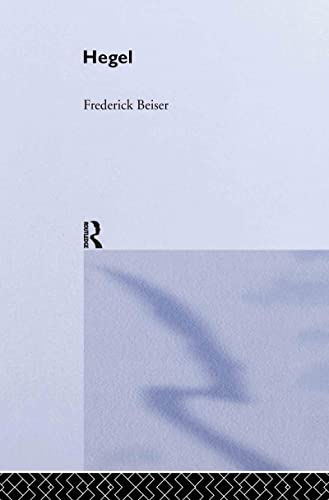 9780415312073: Hegel (Routledge Philosophers)