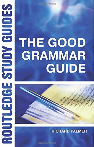 9780415312264: The Good Grammar Guide (Routledge Study Guides)