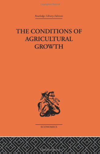 9780415312981: Conditions of Agricultural Growth