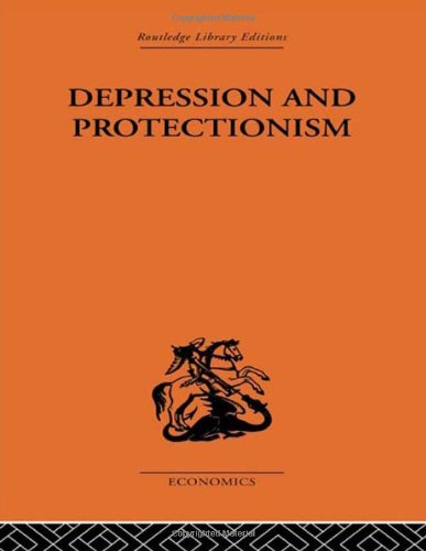 9780415313049: Depression & Protectionism: Britain Between the Wars
