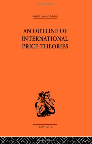 9780415313667: An Outline of International Price Theories