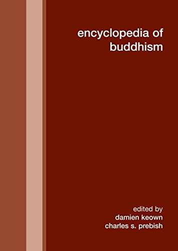 9780415314145: Encyclopedia of Buddhism