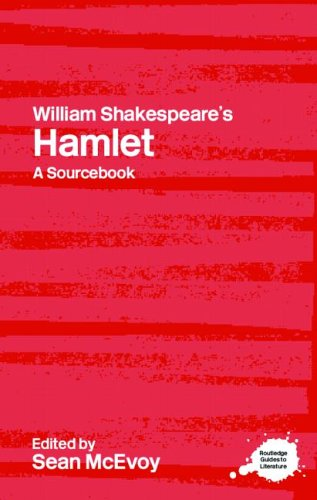 9780415314336: William Shakespeare's Hamlet (Routledge Guides to Literature)