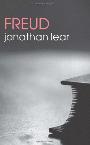 Freud (The Routledge Philosophers): Lear, Jonathan