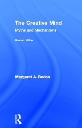 9780415314527: The Creative Mind: Myths and Mechanisms