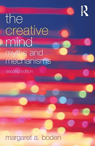 9780415314534: The Creative Mind: Myths and Mechanisms