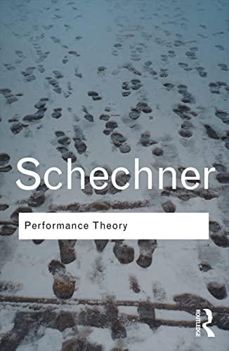 9780415314558: Performance Theory