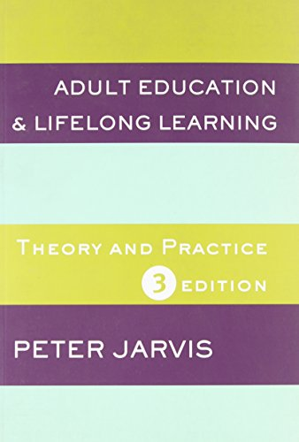 9780415314930: Adult Education and Lifelong Learning: Theory and Practice