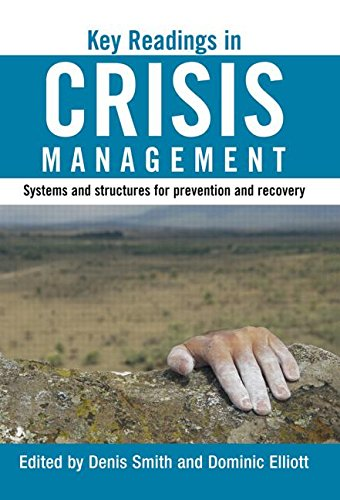 9780415315203: Key Readings in Crisis Management: Systems and Structures for Prevention and Recovery