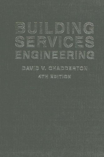 9780415315340: Building Services Engineering: 4th Edition