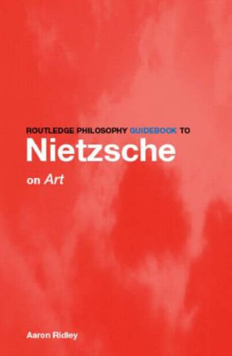 9780415315906: Routledge Philosophy Guidebook to Nietzsche on Art and Literature (Routledge Philosophy Guidebooks)