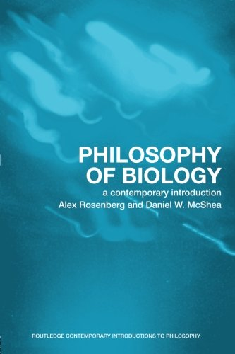 9780415315937: Philosophy of Biology: A Contemporary Introduction (Routledge Contemporary Introductions to Philosophy)