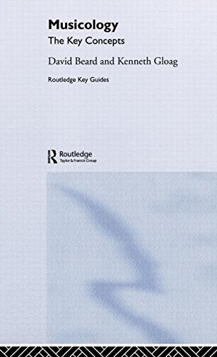 9780415316934: Musicology: The Key Concepts (Routledge Key Guides)