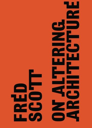 9780415317528: On Altering Architecture