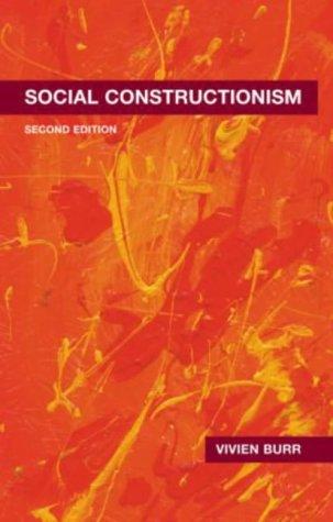 9780415317610: Social Constructionism