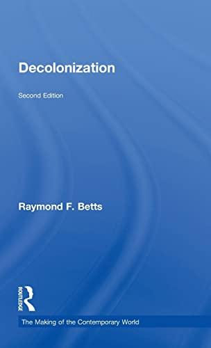 9780415318204: Decolonization