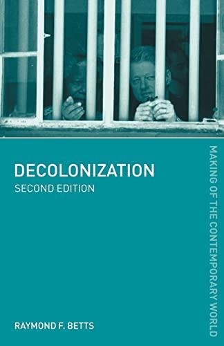 9780415318211: Decolonization