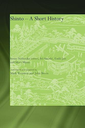 9780415319133: Shinto: A Short History