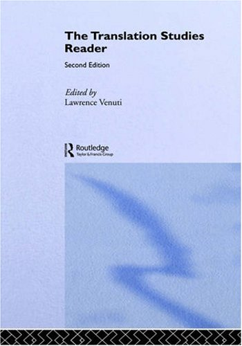 9780415319195: The Translation Studies Reader: 2nd Edition