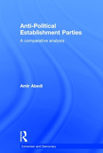 9780415319614: Anti-Political Establishment Parties: A Comparative Analysis (Extremism and Democracy)