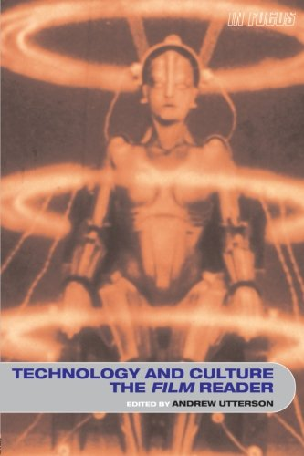9780415319850: Technology and Culture, The Film Reader (In Focus: Routledge Film Readers)
