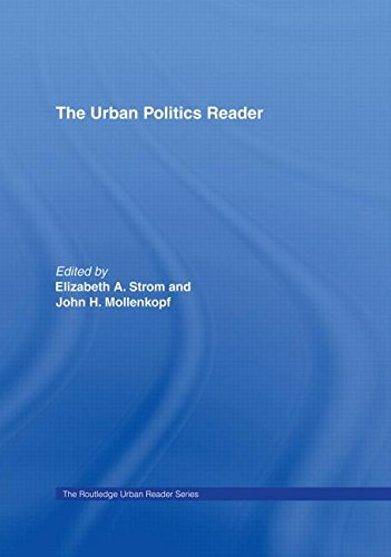 9780415319959: The Urban Politics Reader (Routledge Urban Reader Series)