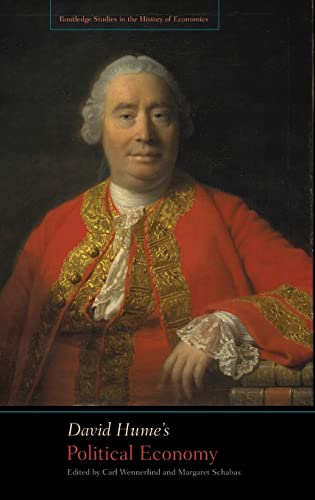 9780415320016: David Hume's Political Economy (Routledge Studies in the History of Economics)