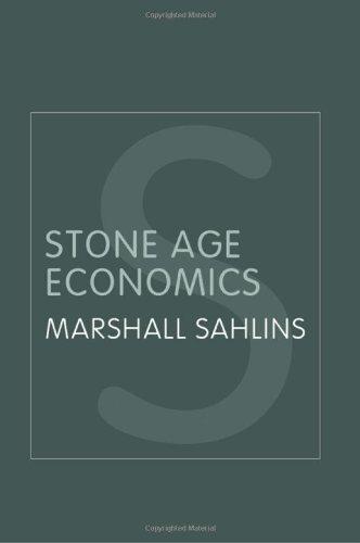 9780415320108: Stone Age Economics (Routledge Classic Ethnographies)