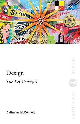 9780415320160: Design: The Key Concepts (Routledge Key Guides)