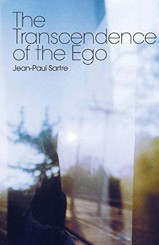 9780415320696: The Transcendence of the Ego: A Sketch for a Phenomenological Description