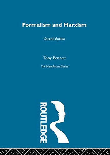 9780415321501: Formalism and Marxism (New Accents)