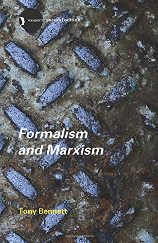 9780415321518: Formalism and Marxism (New Accents) (Volume 11)