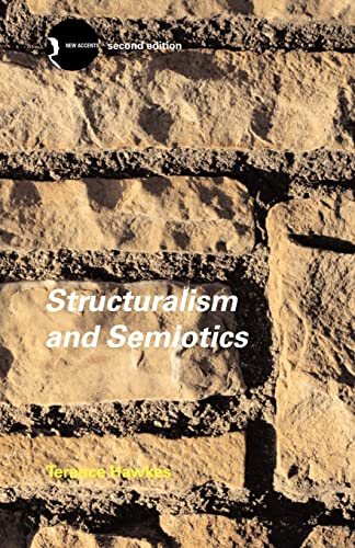 9780415321532: Structuralism and Semiotics (New Accents)