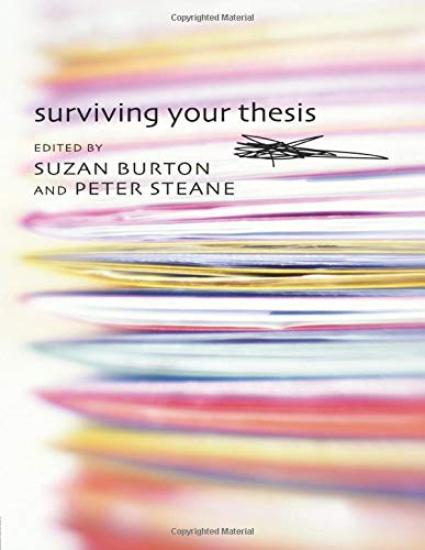 9780415322225: Surviving Your Thesis