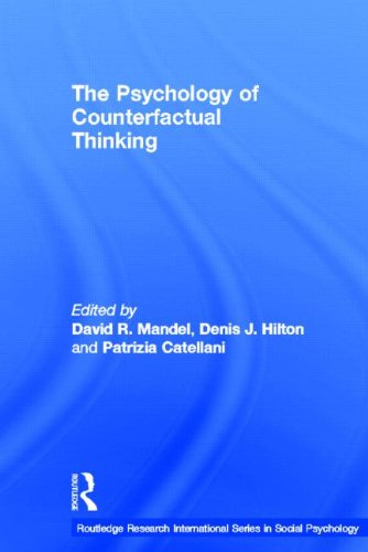 9780415322416: The Psychology of Counterfactual Thinking (Routledge Research International Series in Social Psychology)