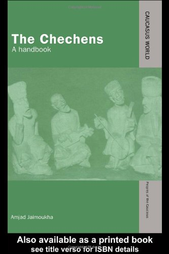 9780415323284: The Chechens: A Handbook (Caucasus World: Peoples of the Caucasus)