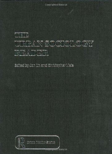 9780415323420: The Urban Sociology Reader (Routledge Urban Reader Series)