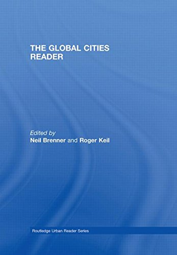 9780415323444: The Global Cities Reader (Routledge Urban Reader Series)