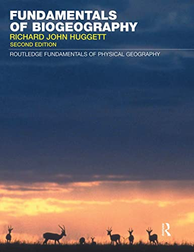 9780415323475: Fundamentals of Biogeography (Routledge Fundamentals of Physical Geography)
