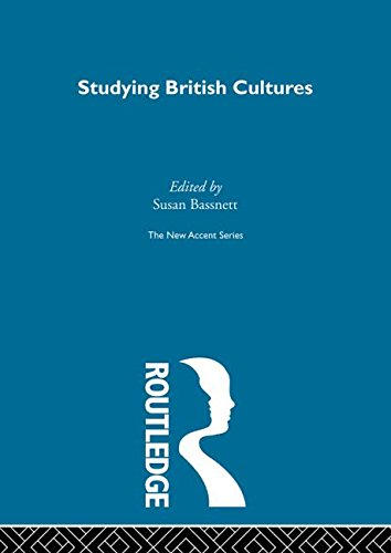9780415323505: Studying British Cultures: An Introduction (New Accents)
