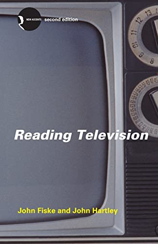 9780415323536: Reading Television