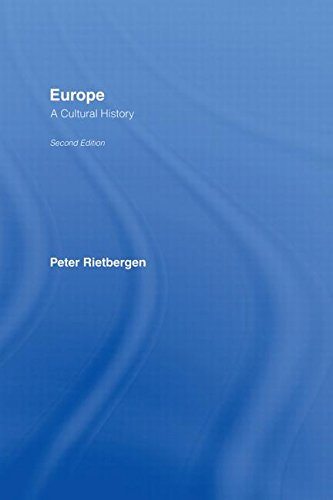 9780415323581: Europe: A Cultural History
