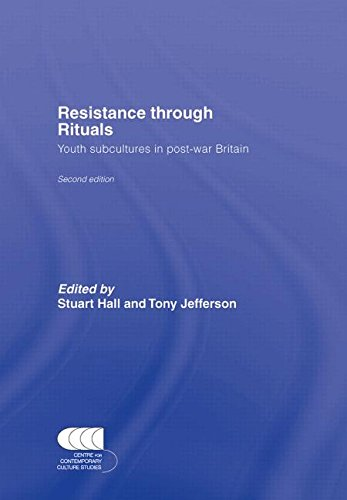 9780415324373: Resistance Through Rituals: Youth Subcultures in Post-War Britain (Cultural Studies Birmingham)