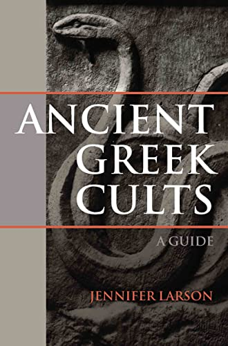 9780415324489: Ancient Greek Cults: A Guide