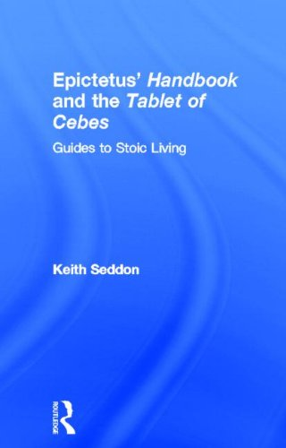 9780415324519: Epictetus' Handbook and the Tablet of Cebes: Guides to Stoic Living