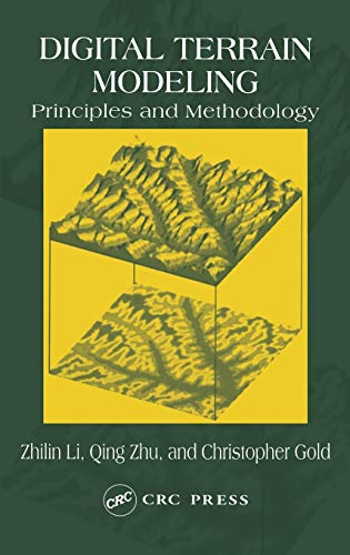 9780415324625: Digital Terrain Modeling: Principles and Methodology